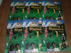 ABEKA grade 1 SAFETY and MANNERS lot of 6 books CO OPS Homeschool