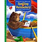 Houghton Mifflin Spelling and Vocabulary Level 1  My Words to Read and Write
