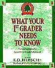 What Your 1st Grader Needs to Know Fundamentals of a Good First Grade Educatio