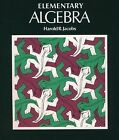Transparency Masters for Jacobs Elementary Algebra by Harold R Jacobs