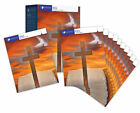 ALPHA OMEGA 4th Lifepac Bible Complete Set Grade 4