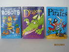 Usborne Young Reading Books Lot of 3 Books