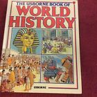 The Usborne Book Of World History BydrAnne MillardPatricia Vanags