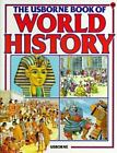 The Usborne Book of World History Picture World Millard Anne Acceptable Boo