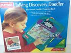 Vintage 1995 Playskool Talking Discovery Doodler Drawing Pad NIB 9 008 5