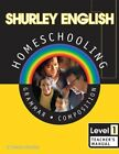 SHURLEY ENGLISH GRAMMAR AND COMPOSITION LEVEL 1 TEACHER S