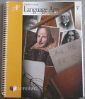 LIFEPAC 3RD GRADE LANGUAGE ARTS TEACHER GUIDE By Alpha Omega BRAND NEW
