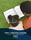 First Language Lessons for the Well Trained Mind Level 1 by Jessie Wise