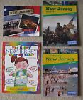 New Jersey Homeschooling Books Lot of 4 books for learning about NJ history
