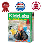 Science Kits For Kids Cool Projects Experiments Using Kitchen Ingredients Lab