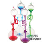 Glass Science Thinking Hand Boiler 2 PCS RedGreen