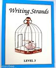Writing Strands Level 3 by Dave Marks 1998 Paperback Text Book Used