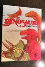 1992 DINOSAURS AND THINGS BY ARISTOPLAY BOARD GAME NEVER PLAYED