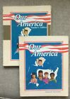 A Beka 2nd Grade Geography  History Our America Student Text  TE Set VTG 1986