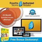 NEW Rosetta Stone FULL COURSE LIFETIME DOWNLOAD TURKISH DICTIONARY GIFT BUNDLE