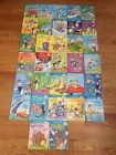 MINT LOT of 32 DR SEUSS Cat in the Hat LEARNING LIBRARY Books  1 32 Homeschool