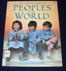 The Usborne Book of Peoples of the World Internet Linked Social Studies History