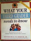 Core Knowledge What Your Third Grader Needs to Know  Fundamentals of a Good