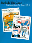 Explode the Code Teachers Guide for books 5 and 6