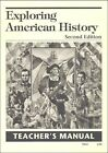 Christian Liberty Press Exploring American History T Manual NEW