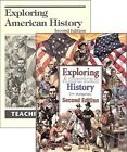 Christian Liberty Exploring American History Text  T Manual 2nd Edition