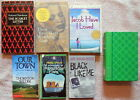 LOT 7 SONLIGHT BOOKS CORE 400 AMERICAN GOVERNMENT READERS BLACK LIKE ME NO IG