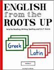 English from the Roots Up Volume 1 by Joegil K Lundquist English Paperback Bo