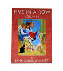NEW Five in a Row Five in a Row Volume 1 by Lambert Jane C