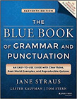 The Blue Book of Grammar and Punctuation An Easy to Use Guide Paperback