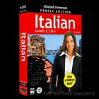 Instant Immersion ITALIAN 1 2 3 PC MAC  Book What Rosetta Stone Wont Tell You