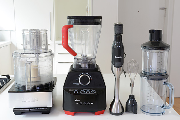 Should I Get A Blender A Food Processor Or A Mixer