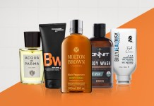 Smelling Fresh Starts In The Shower - Here Are The Best Shower Gels For Men