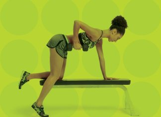 The 15-Minute One-Dumbbell Workout