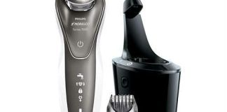 Philips NORELCO 7700 electric shaver