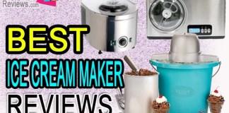 Best Ice Cream Maker Reviews