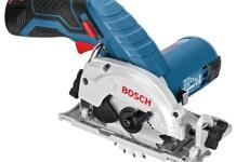 New Bosch (EU) Max Cordless Tools
