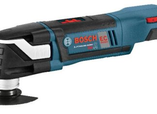 New Bosch 18V Brushless Oscillating Tool