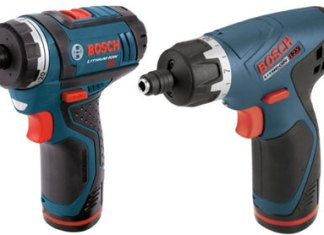 Bosch Cordless PS21 And PS31 Drivers Reviews