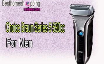 Choice Braun Series 5 590cc For Men