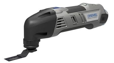 New 12V Cordless Dremel Multi-Max Oscillating Tool