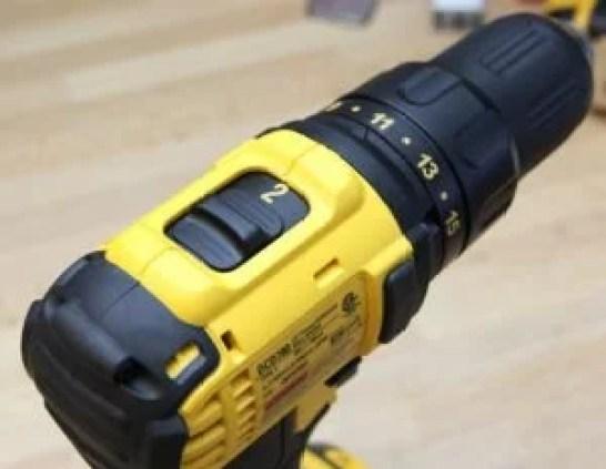Compact Cordless Drill DCD780C2