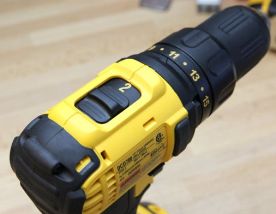 Compact Cordless Drill DCD780C2