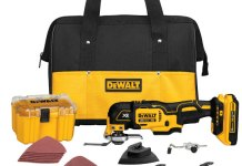 Dewalt Brushless Oscillating Multi-Tool