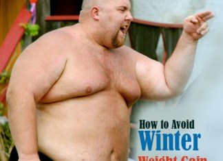 Weight Lose Avoid Winter Weight Gain