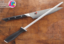 Knife and Sharpening Steel Hardness