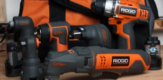 Best Top 2016 - Ridgid JobMax Cordless Tools Review