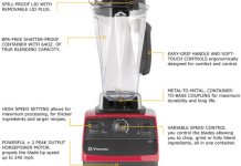 Review Vitamix Blender Version 5200
