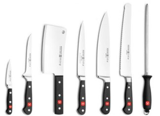 The knife in your kitchen come in all sizes and shapes