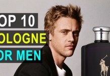 Top 10 Selling Colognes