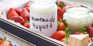 Update Homemade Yogurt